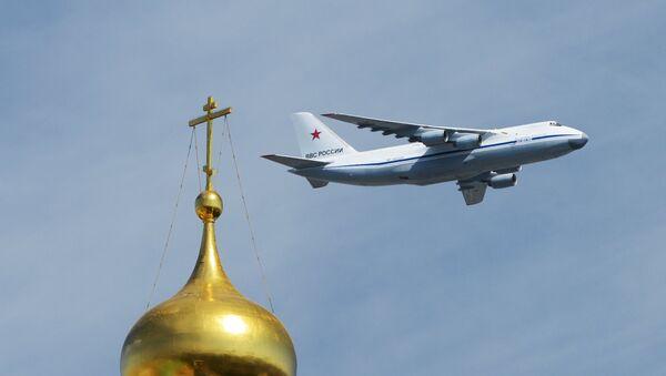 An Antonov An-124-100 Ruslan - Sputnik Italia