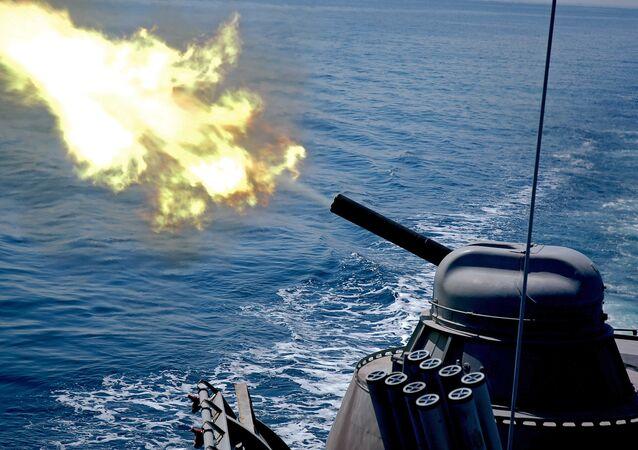 Esercitazioni Flotta del Pacifico