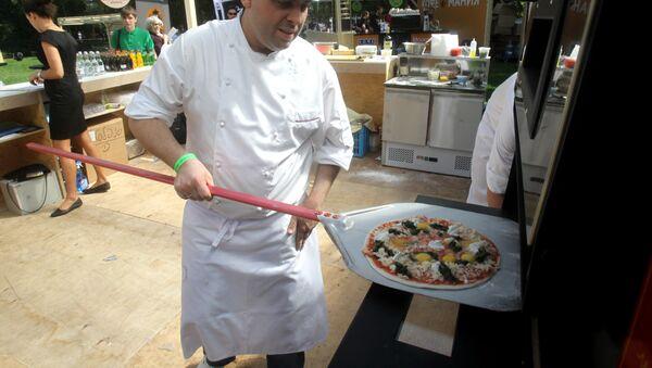 pizza - Sputnik Italia