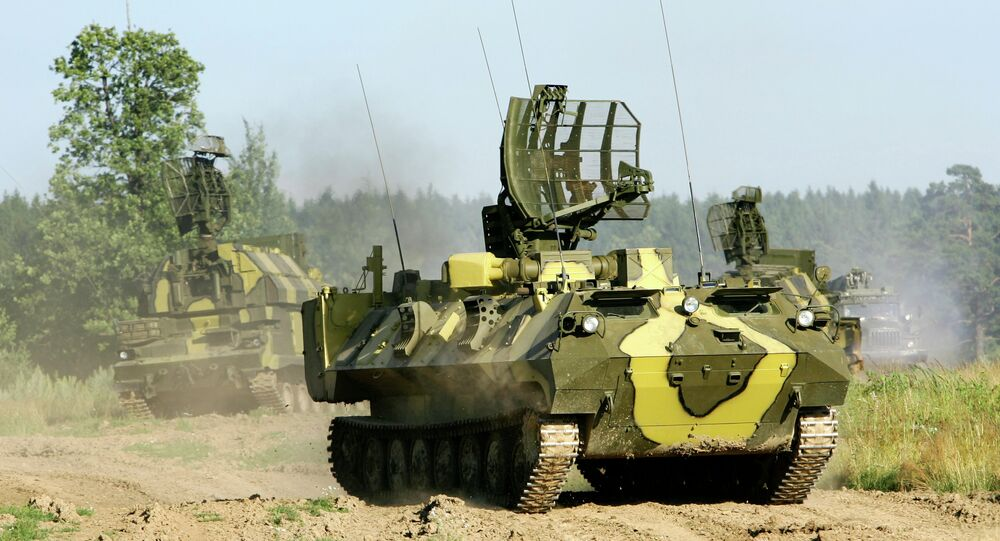 Russia has struck a deal to provide Iran with Tor-M1 short-range, surface-to-air missile systems