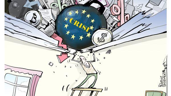 Gli orrori della crisi - Sputnik Italia