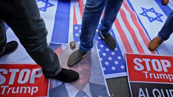 I sostenitori di Palestina - Sputnik Italia