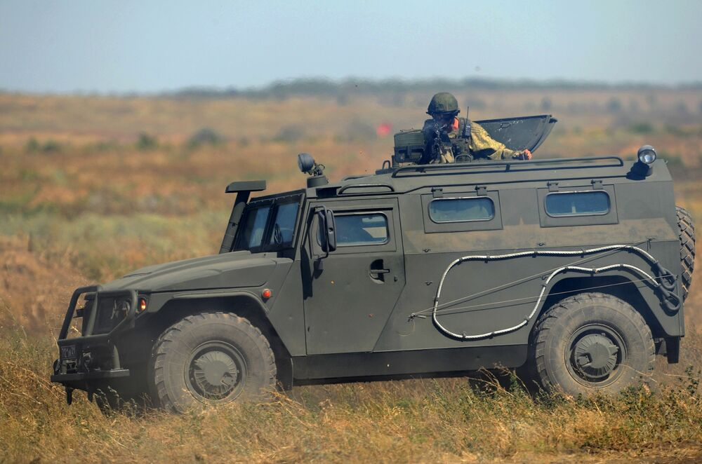 10 nuove armi dell'esercito russo nel 2018