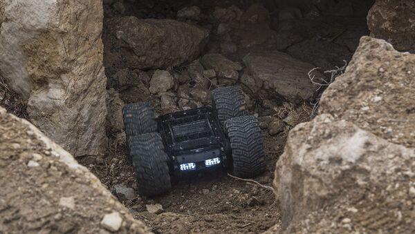 Un mini robot militare - Sputnik Italia