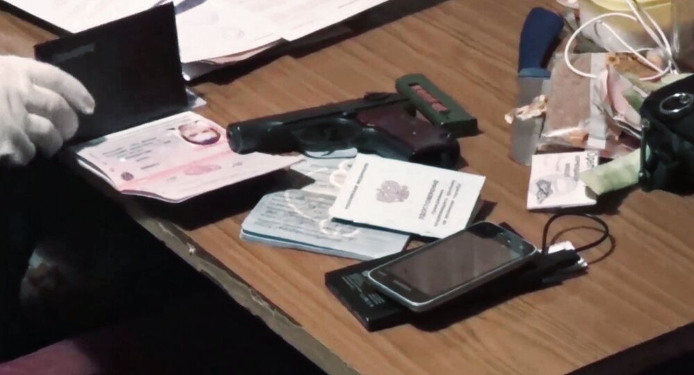 In the Moscow suburbs detained Daesh militants (terrorist organization, banned in Russia), who were preparing the terrorist attacks