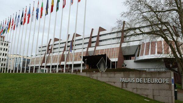 APCE, Assemblea Parlamentare Consiglio d'Europa - Sputnik Italia