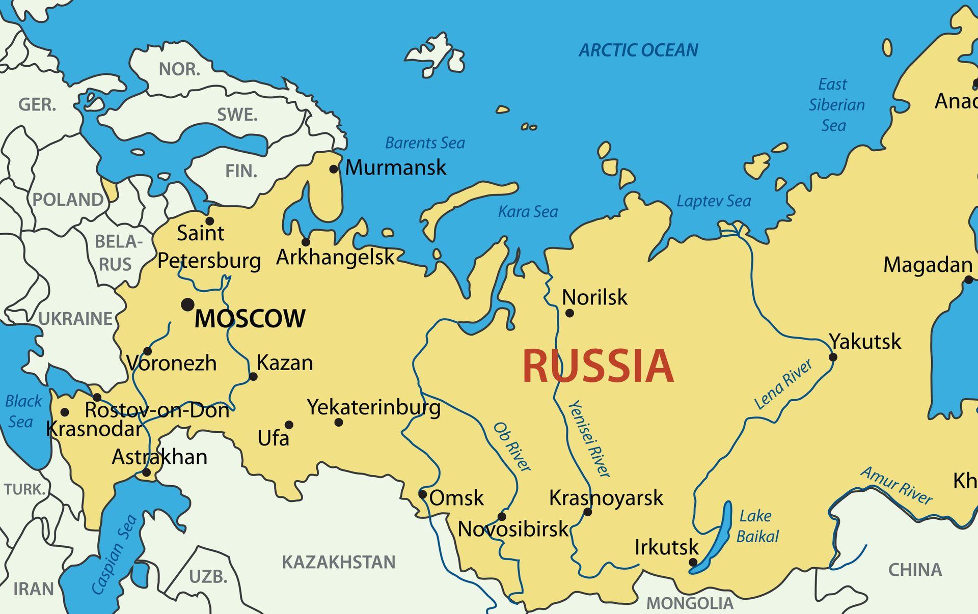 Cartina Geografica Russia Ucraina.Carta Fisica Ucraina