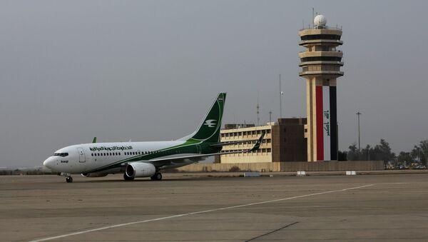 Un aeroporto in Iraq - Sputnik Italia
