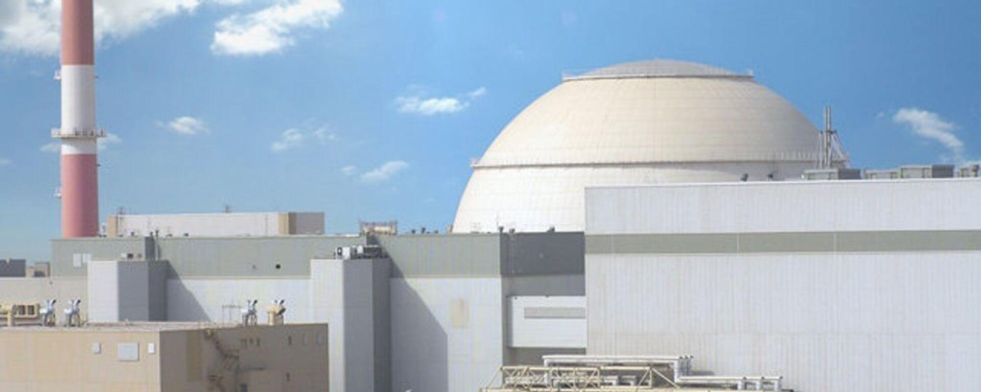 Centrale nucleare di Bushehr, Iran - Sputnik Italia, 1920, 27.06.2021