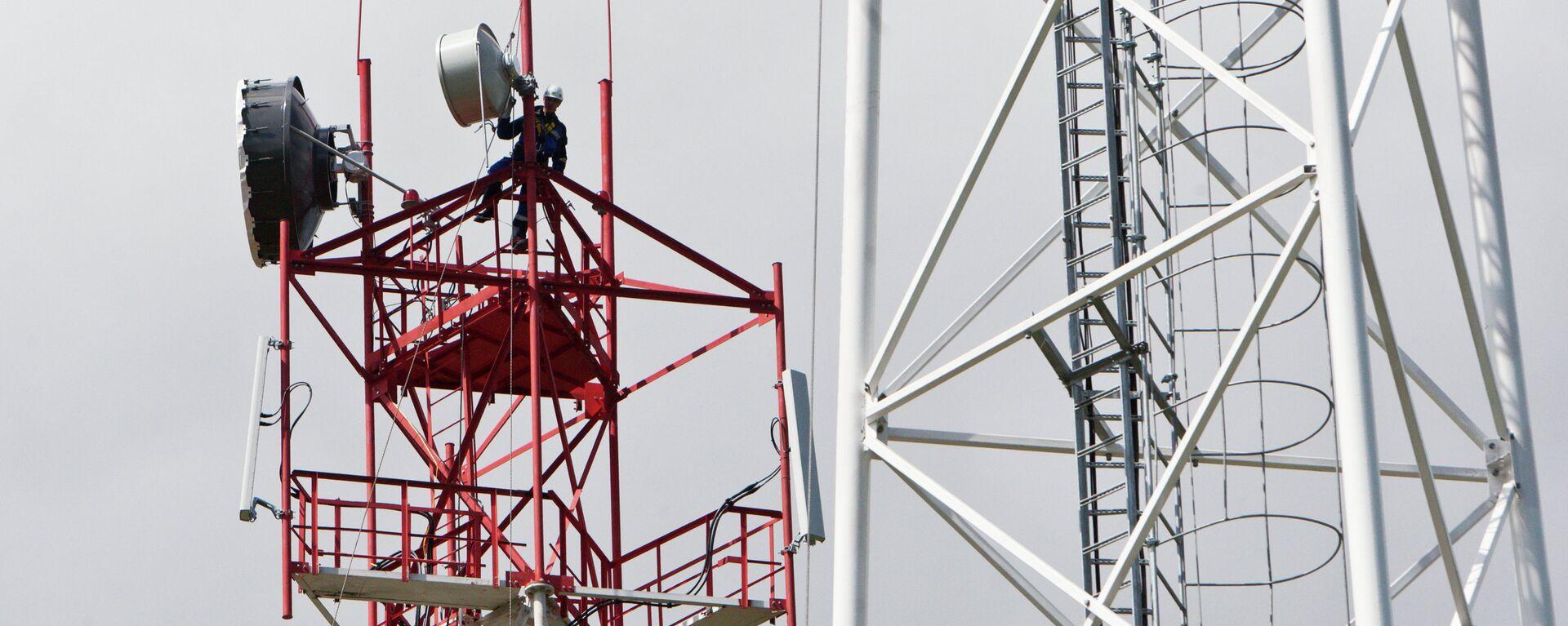 Phone Tower - Sputnik Italia, 1920, 06.06.2021