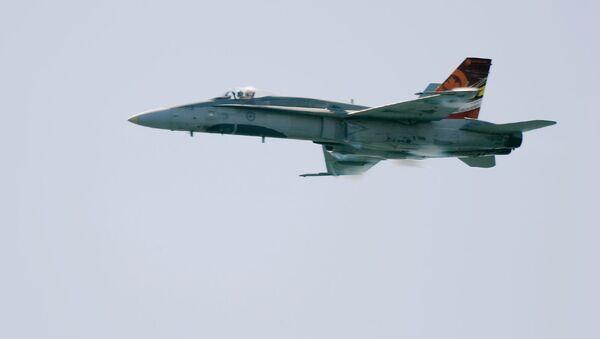 Caccia F-18 Hornet - Sputnik Italia