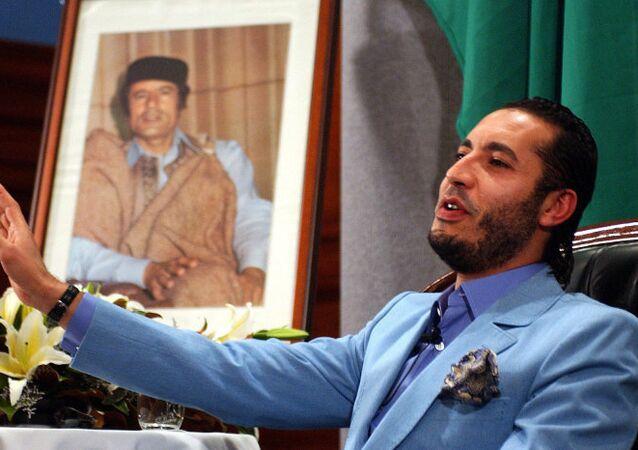 Saadi Gheddafi