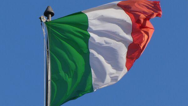 Bandiera italiana - Sputnik Italia
