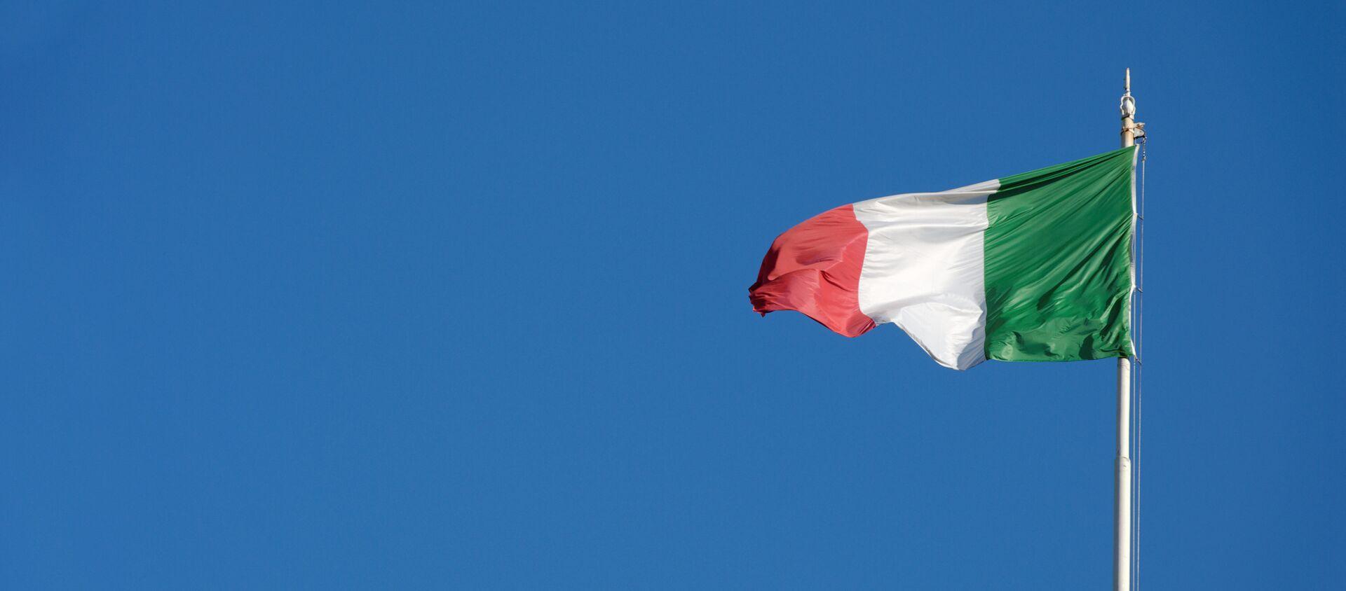 Bandiera italiana - Sputnik Italia, 1920, 31.03.2021