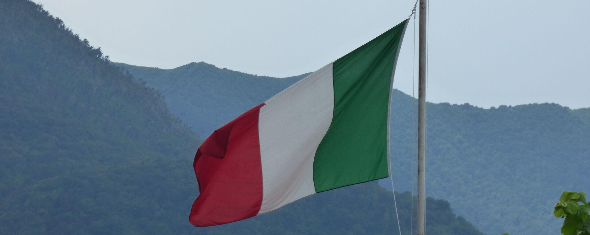 Bandiera italiana - Sputnik Italia, 1920, 08.03.2019