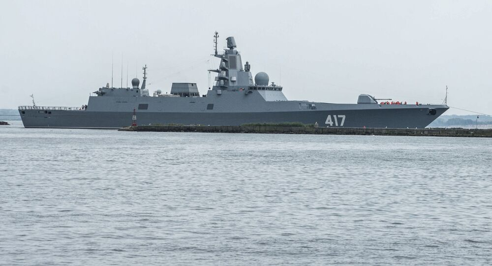 Fregata Gorshkov