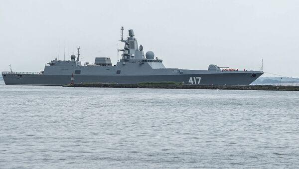 Фрегат Адмирал флота Советского Союза Горшков - Sputnik Italia