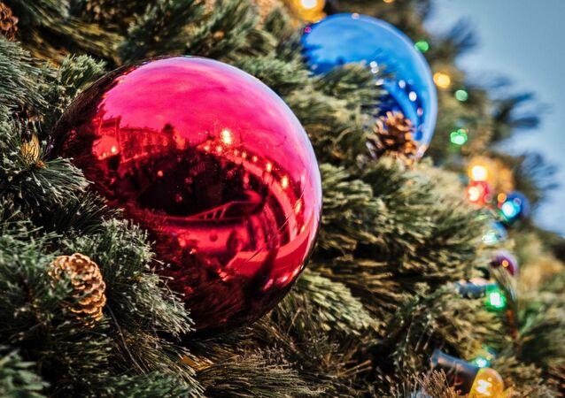 Albero di Natale (foto d'archivio)