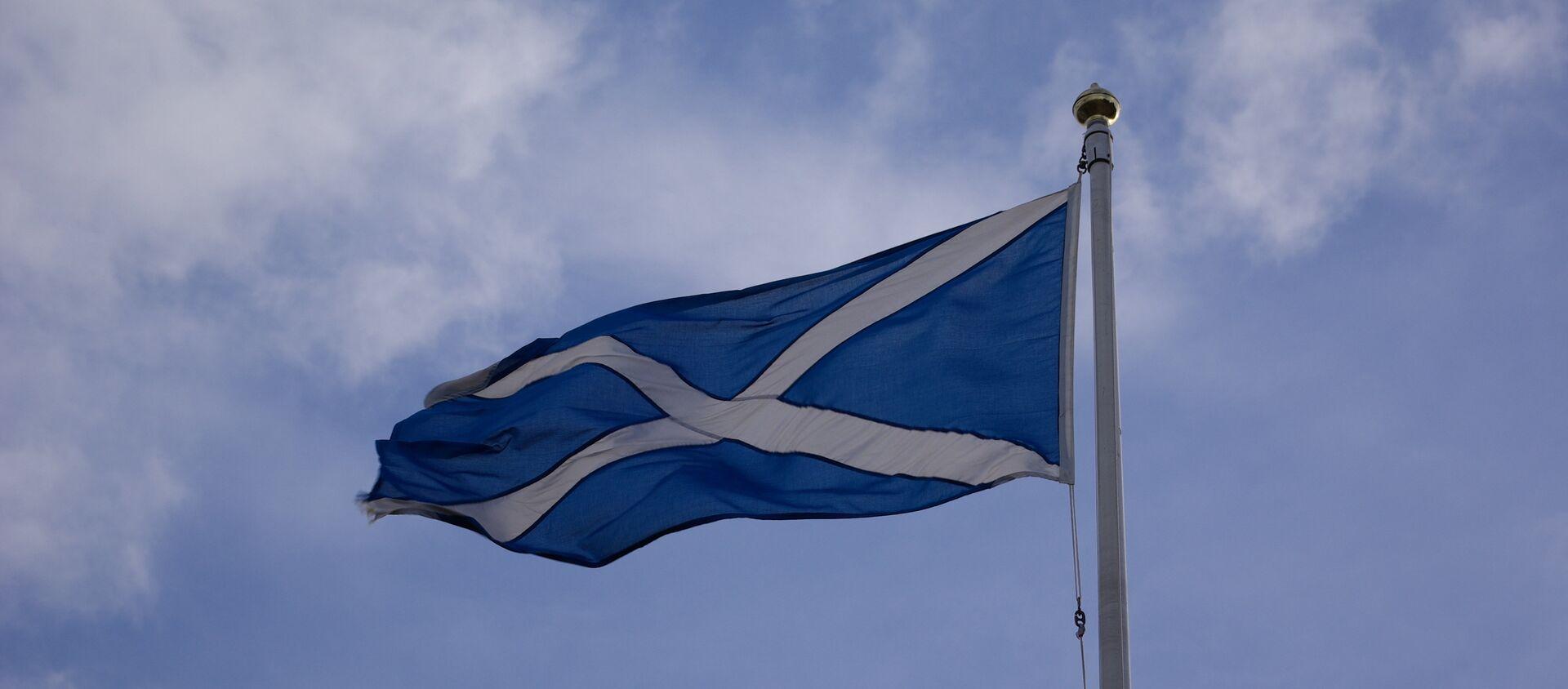 Bandiera della Scozia - Sputnik Italia, 1920, 24.01.2021