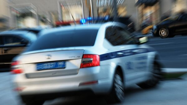 Police car in Moscow - Sputnik Italia