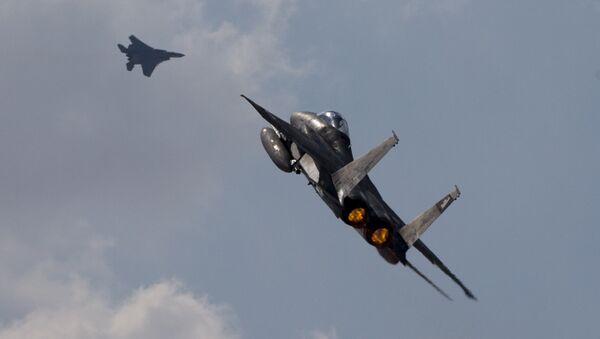 F-15 israeliani - Sputnik Italia