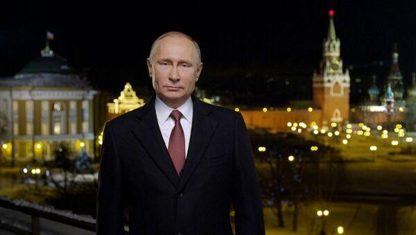 Discorso di Putin 2018 - Sputnik Italia