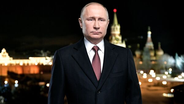 Discorso di Putin 2017 - Sputnik Italia