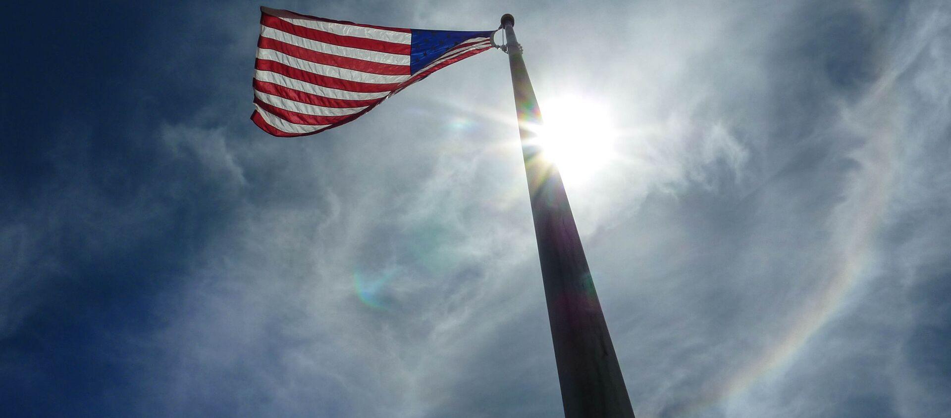 La bandiera americana - Sputnik Italia, 1920, 17.04.2021