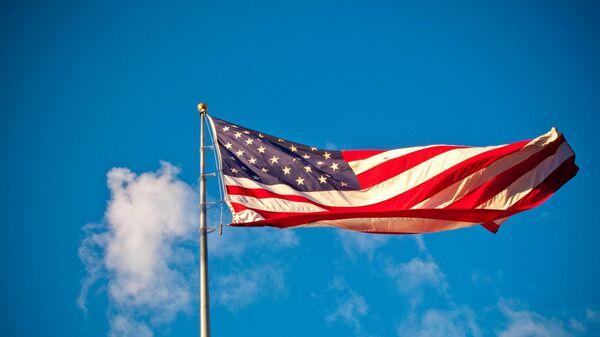 La bandiera americana - Sputnik Italia