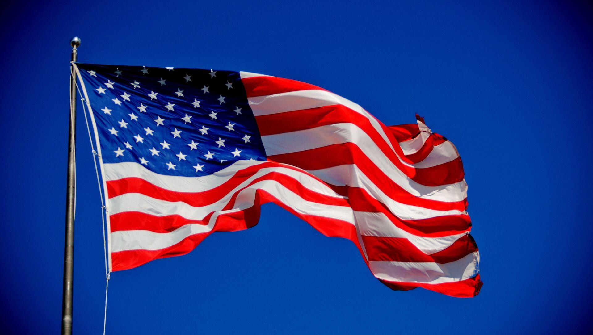 La bandiera americana - Sputnik Italia, 1920, 04.03.2021