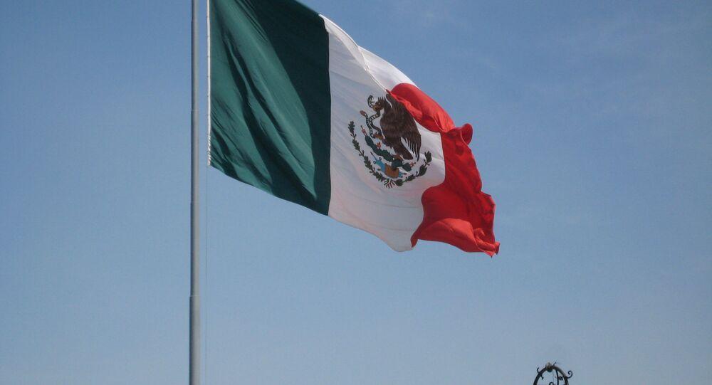 Bandiera del Messico