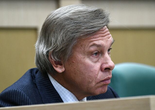Aleksey Pushkov