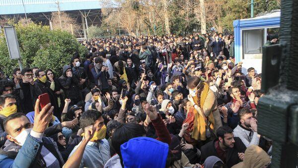Proteste in Iran - Sputnik Italia