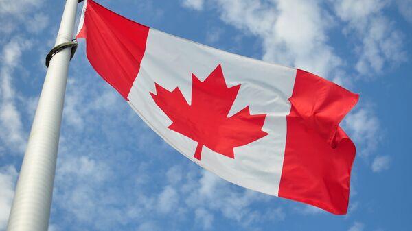 Bandiere Canada - Sputnik Italia