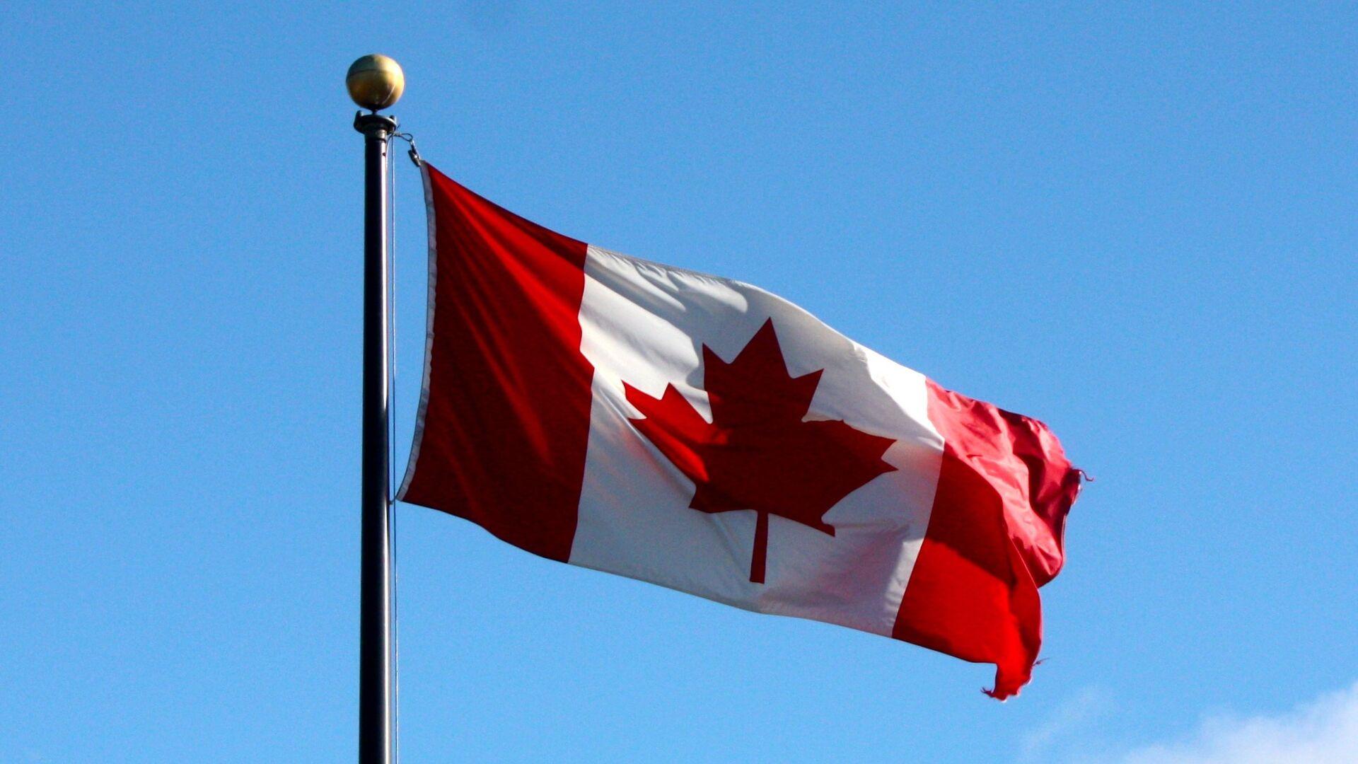 Bandiera del Canada - Sputnik Italia, 1920, 07.06.2021