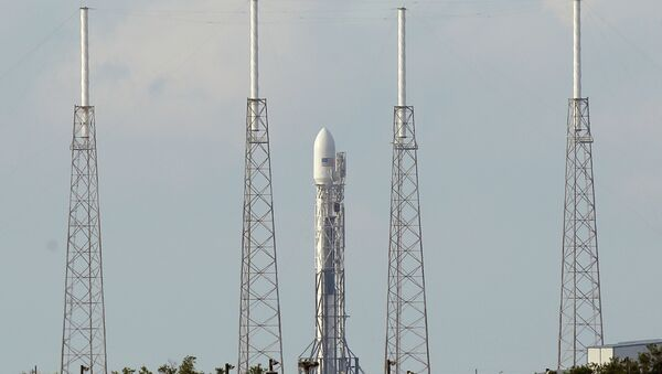 A SpaceX Falcon 9 rocket - Sputnik Italia