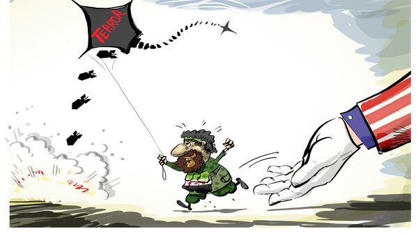 Nuova pagina nella storia del terrorismo - Sputnik Italia