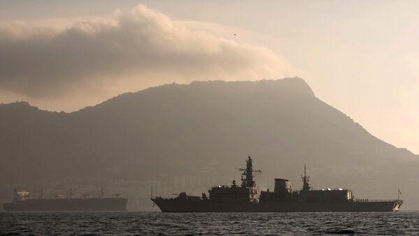 Britain's Royal Navy ship. (File) - Sputnik Italia