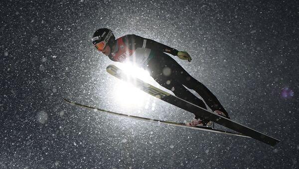 Лыжное двоеборье. Этап Кубка мира. Мужчины - Sputnik Italia