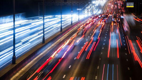 Московская кольцевая автомобильная дорога в южной части Москвы - Sputnik Italia