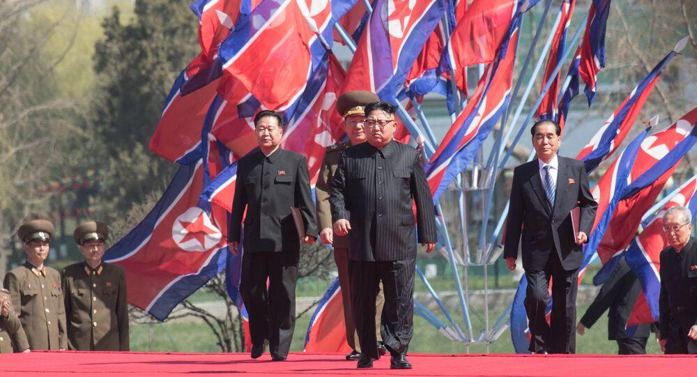 Kim Jong-un (foto d'archivio)