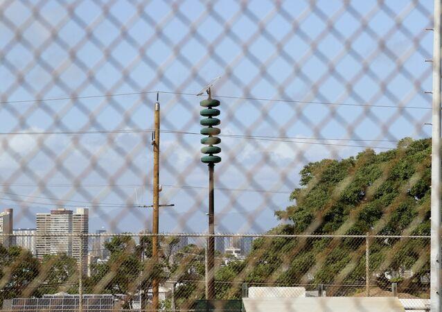 Sistema di allarme civile alle Hawaii