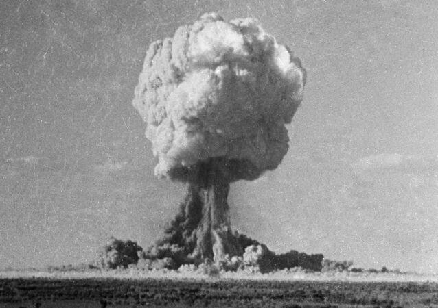 A-BOMB BLAST 20TH CENTURY