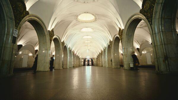 Stazione Paveletskaya - Sputnik Italia