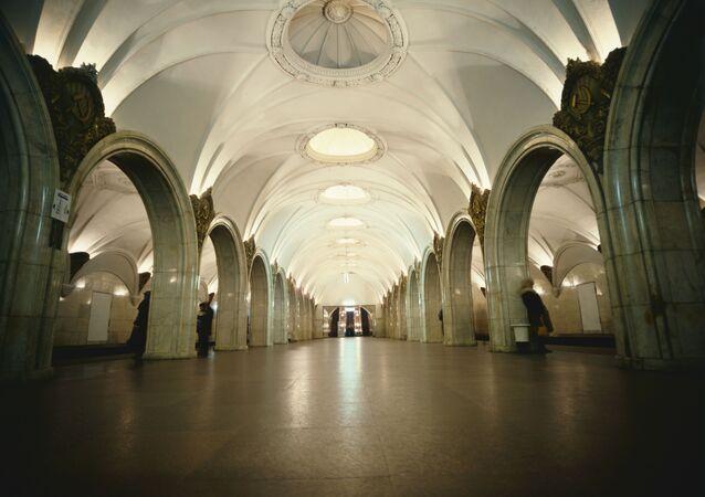 Stazione Paveletskaya