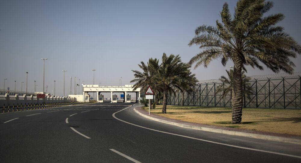 Frontiera chiusa tra Qatar e Arabia Saudita