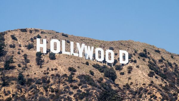 The Hollywood Sign located in Los Angeles, California - Sputnik Italia