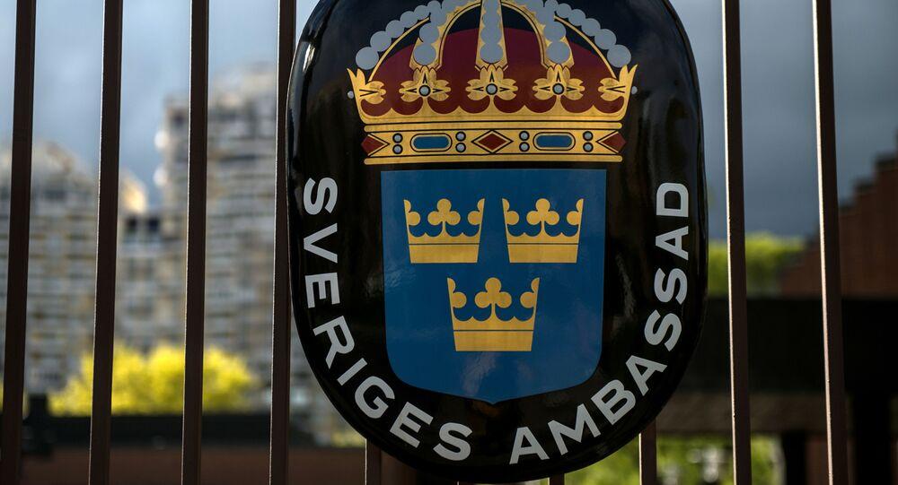 Ambasciata della Svezia a Mosca