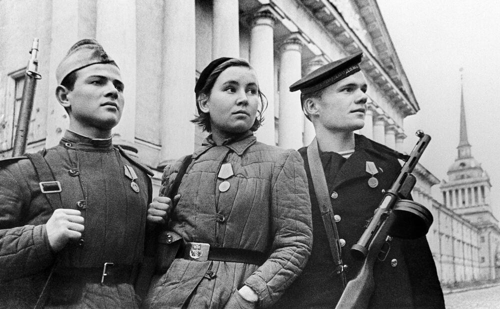 75 anni fa la rottura dell'assedio di Leningrado