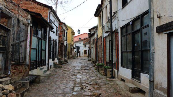 Skopie, Macedonia - Sputnik Italia